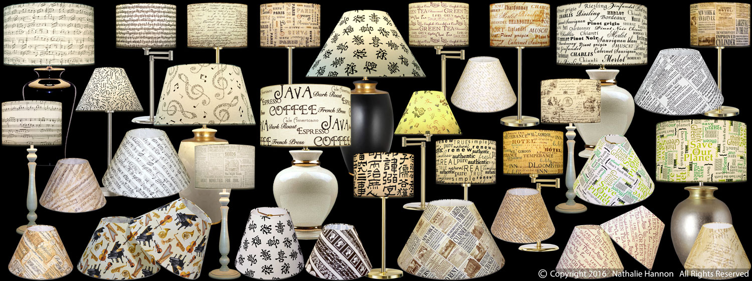 Lampshades Music - Writings