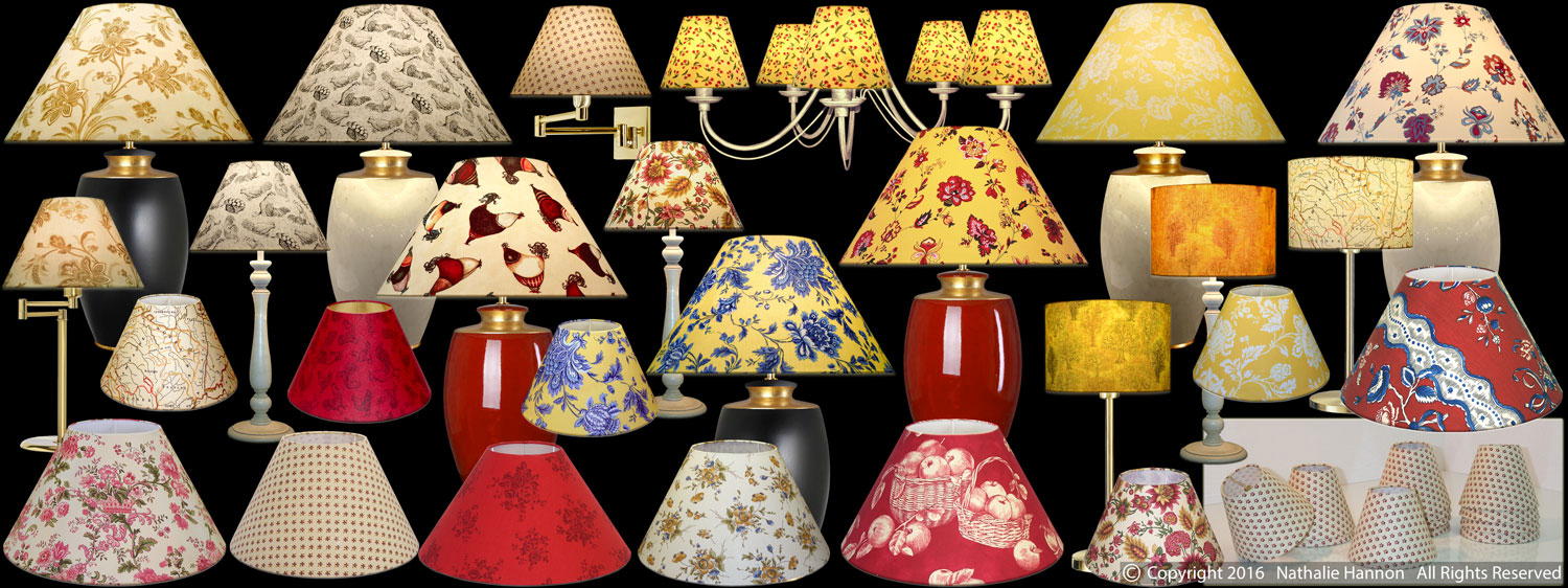 Lampshades Provençal - French Country