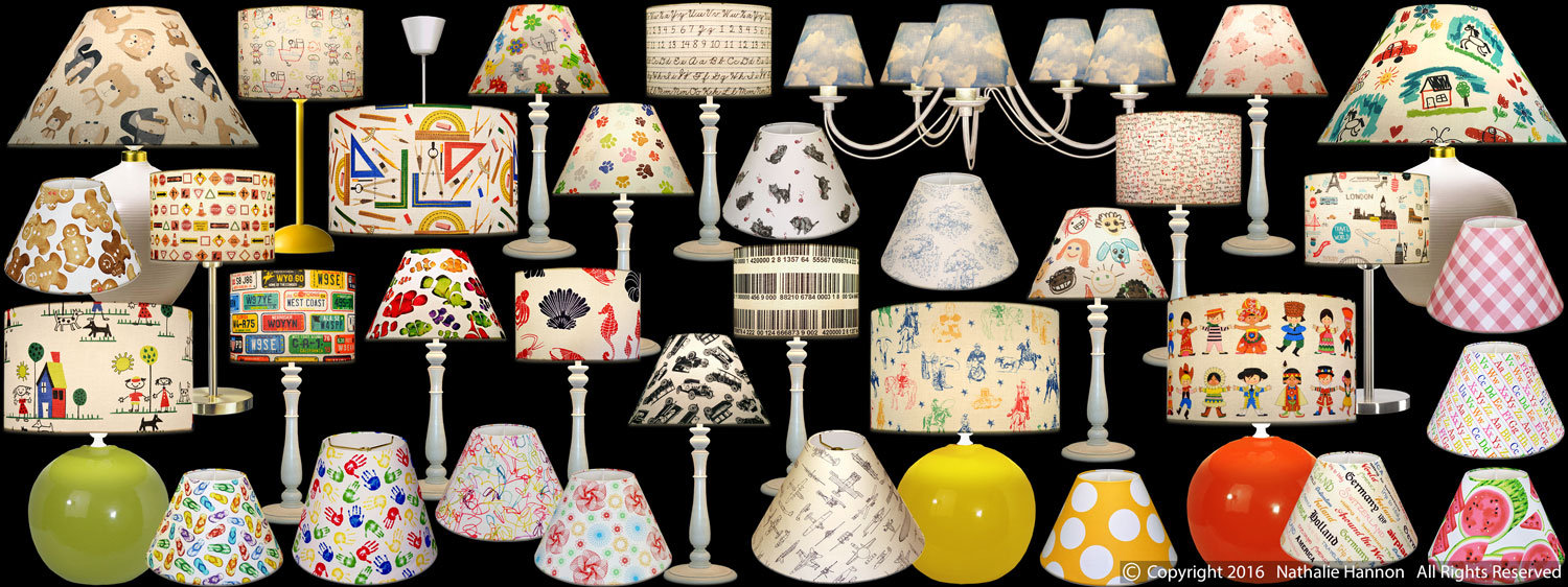 Lampshades Children