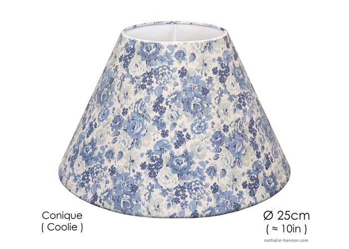 Lampshade Tiny Florals