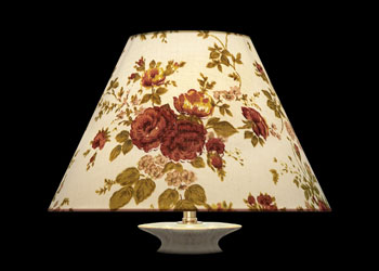 Lampshades Fleurs Anciennes