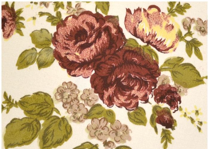 Lampshade Fleurs Anciennes
