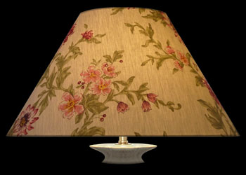 Lampshades Antique Florals