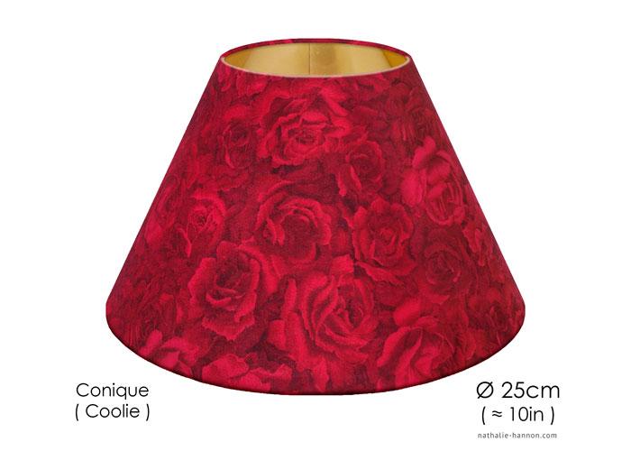 Lampshade Roses