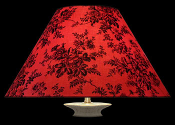 Lampshades Floral Impressions