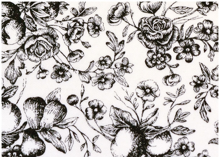 Lampshade Fruits and Flowers
