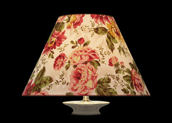 Lampshades English Roses
