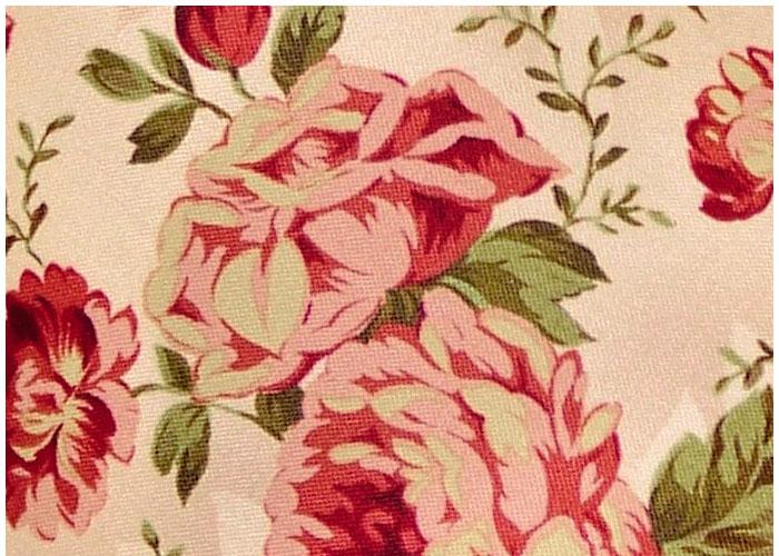 Lampshade English Roses