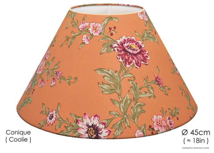 Abat-jour Antique Florals