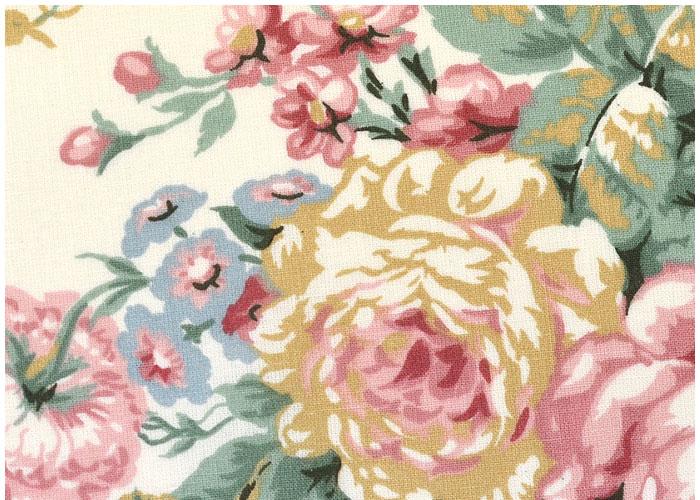 Lampshade English Florals
