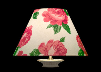 Lampshades La Rose