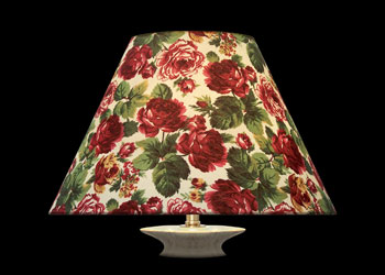Lampshades Roses