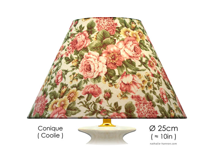 Lampshade Floral