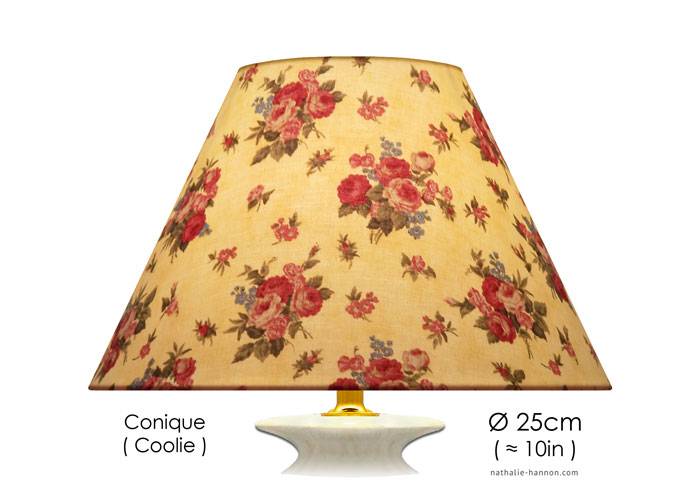 Lampshade Petits Bouquets