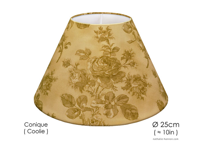 Lampshade Rose Bouquet