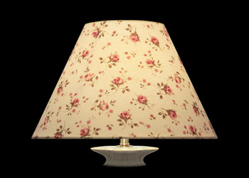 Lampshades Rose Buds