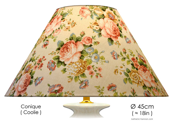Lampshade Bouquet