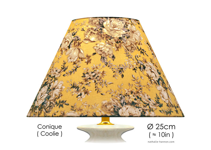 Lampshade Country Floral