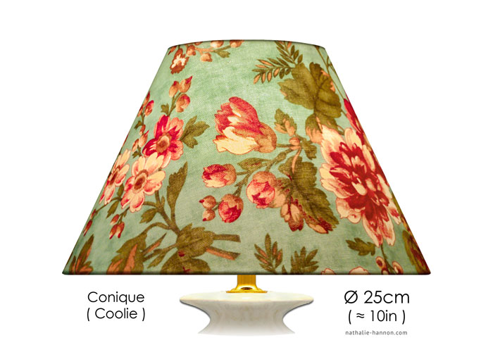 Lampshade Florals