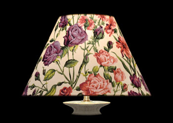 Lampshades Floral Stems