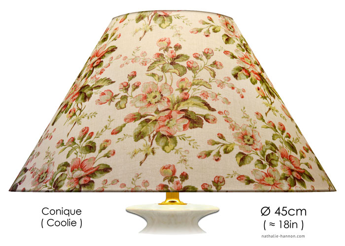 Lampshade Blossoms