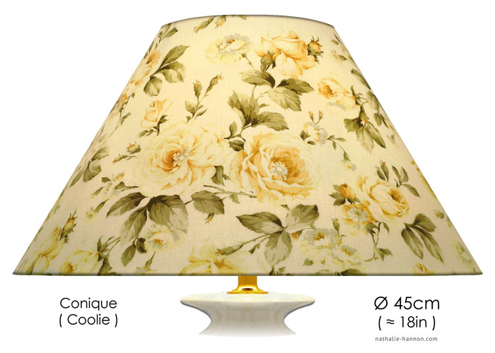 Lampshade Spring Florals