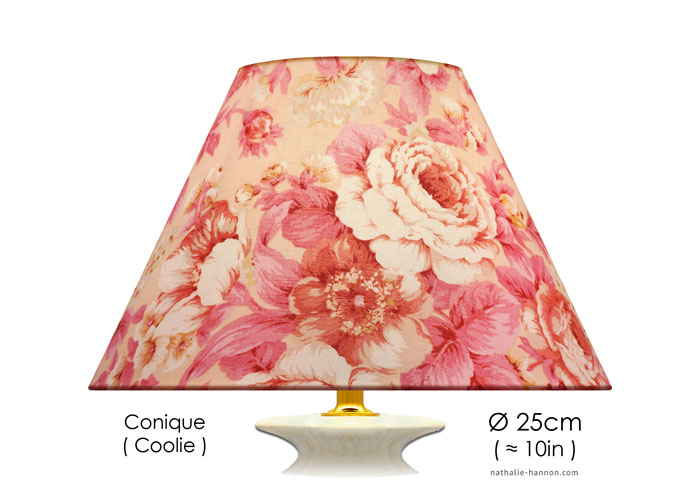 Lampshade Blooms