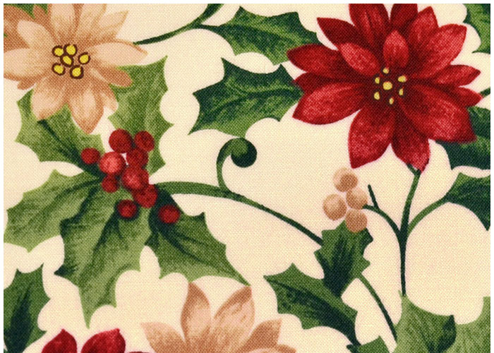 Lampshade Holiday Florals