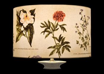 Lampshades Botanique