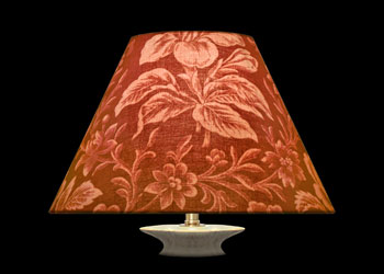 Lampshades Floral Art