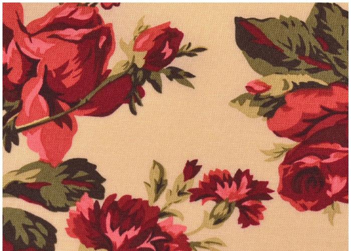 Abat-jour Winter Roses