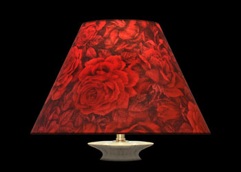 Lampshades Les Roses