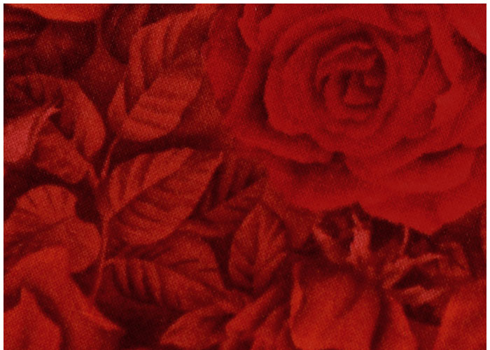 Lampshade Les Roses