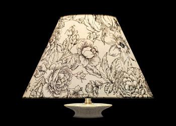 Lampshades Décor Floraux