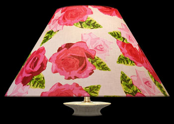 Lampshades La Rose II