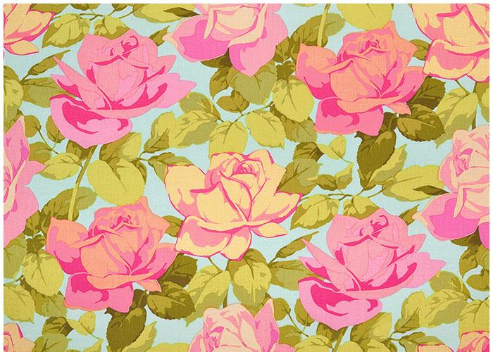 Lampshade Rose Garden