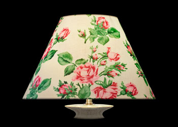 Lampshades Garden Roses