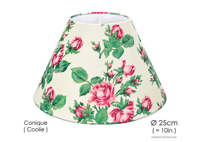 Lampshade Garden Roses
