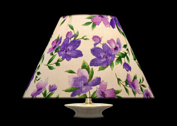 Lampshades Floral Blooms