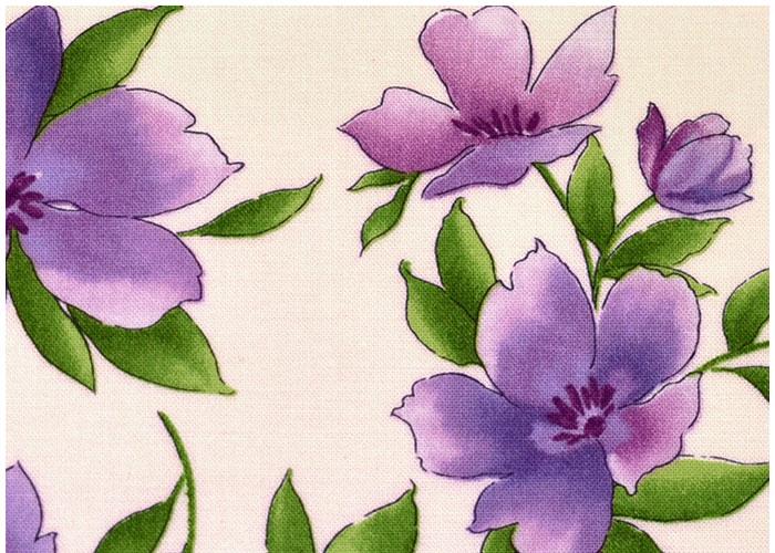 Abat-jour Floral Blooms