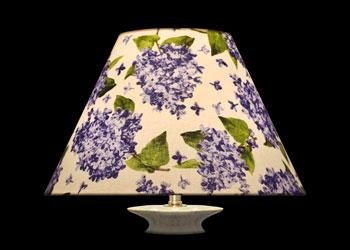 Abat-jour Lilac Blooms