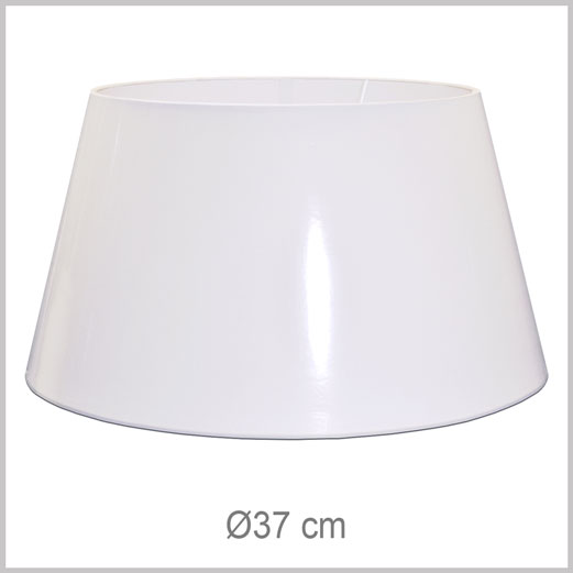Large Drum shaped lampshade with European fitter E27 for European lamp sockets