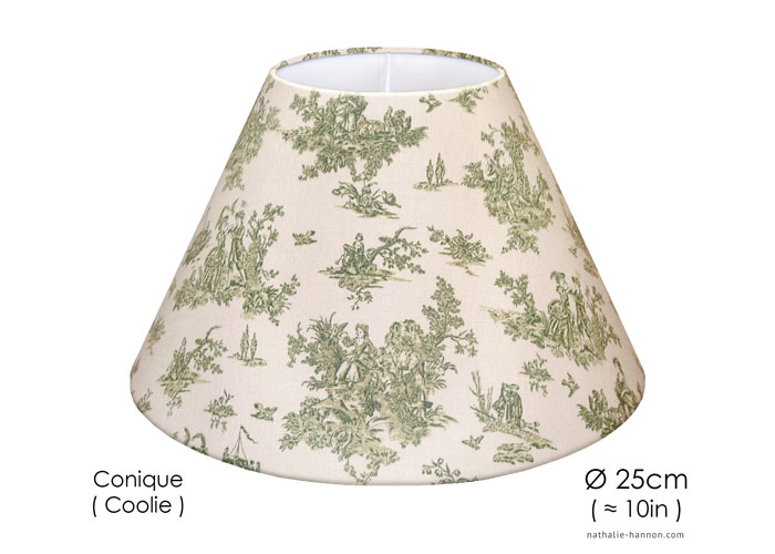 Lampshade Small Vintage Toile