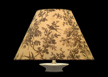 Lampshades Tiny Toile Oiseaux