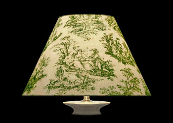 Lampshades Small Toile