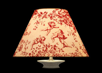 Lampshades French Toile