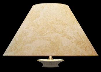 Lampshades Toile Renaissance