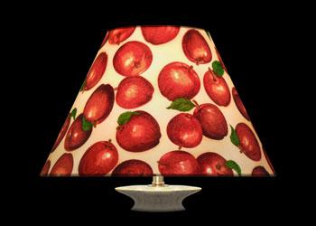 Lampshades Les Pommes