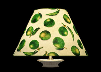 Lampshades Citrons Verts - Limes