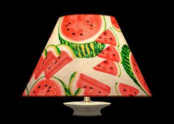 Lampshades Pastèque - Watermelon